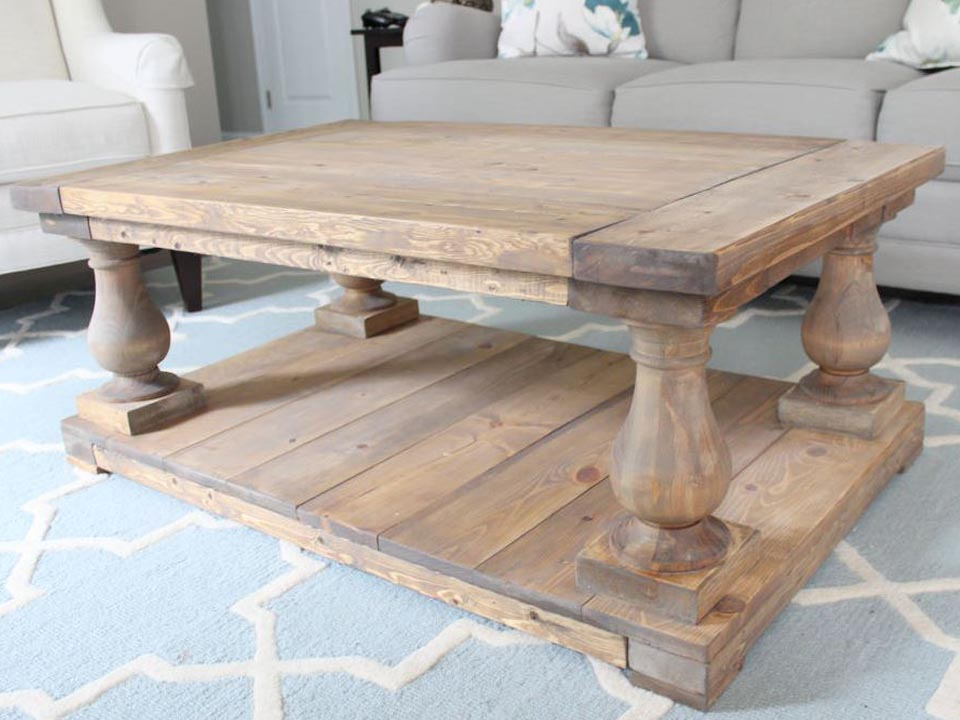 Pallet Center Table
