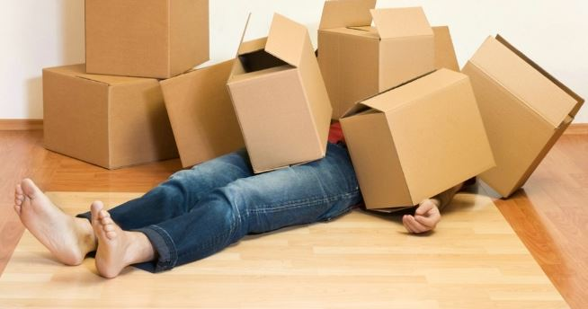 Things To Sort When Moving House