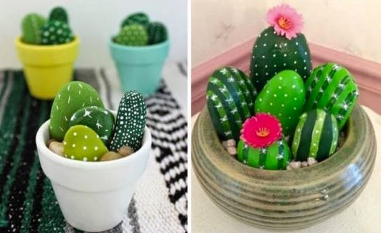 Creative ideas using rocks in your home